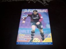 Oldham Athletic v Brentford, 2000/01